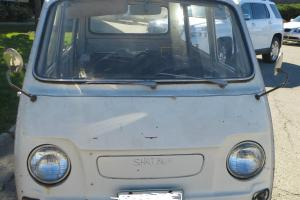 1970 Subaru 360 Base 0.4L Mini Van
