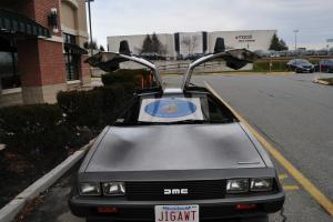 1982 DeLorean, V6 w/ 5-Speed