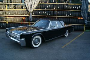 1963 Lincoln Continental Base 7.0L