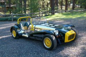 Beautiful Recreation 1974 Lotus Super Seven 7 Pro Built England Coil 4 Spd 50pic Photo