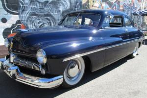 1949 Mercury Coupe -Uncut- Frame off Restoration-2 Owner California Car