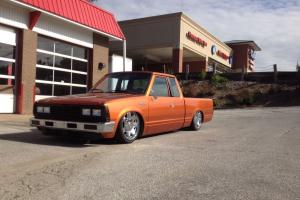 1985 Nissan King Cab Truck Bagged