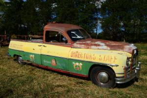 1949 Packard (Henny Pack) Hearse Conversion