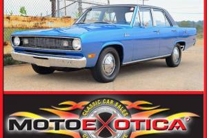 1972 PLYMOUTH VALIANT SEDAN OUTSTANDING RESTORATION... A TOTAL TIME MACHINE!!!!!