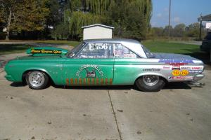 1964 Plymouth Sport Fury Full Chassis Drag Car