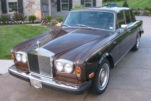 1977 Rolls-Royce Silver Shadow Drives Perfect! Just Serviced!