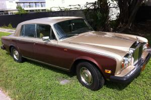 1979 Rolls Royce Silver Shadow II Base Sedan 4-Door 6.7L