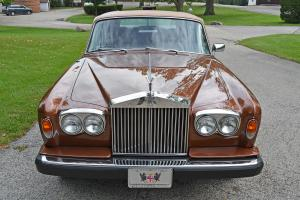 1983 Rolls Royce Silver Spur II Base Sedan 4-Door 6.7L