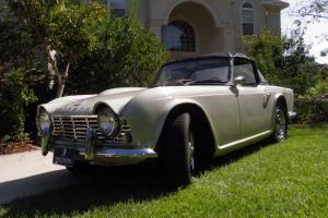 1962 Triumph TR4 Base 2.1L Photo