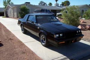 1987 Buick Grand National 10444 original miles original paint and tires perfect