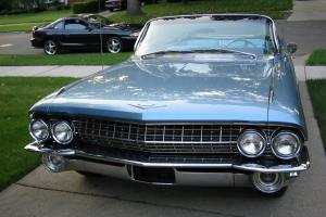 1961 Cadillac Series 62 Convertible