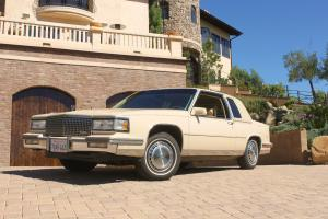 1987 Cadillac Coupe Deville 67K miles LIKE NEW 2 DOOR-GARAGE KEPT