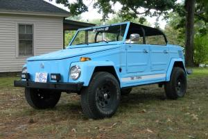 ( RESTORED ) 1973 VW THING - ( Beach Ride!! ) *Fun To drive*