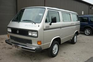 SUPER CLEAN 1986 Volkswagen Vanagon SYNCRO!! GORGEOUS!! Serviced! RUNS PERFECT!