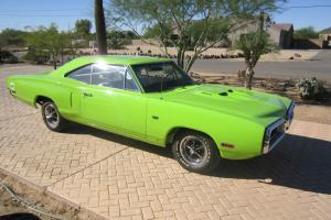 1970 Dodge Coronet Superbee 383 Magnum, 2Door Hard Top