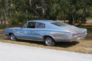 ***1966 CHARGER 318 FACTORY AC***