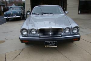 1983 JAGUAR   LOW MILES  XJ6