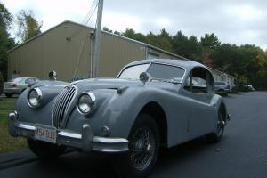 Jaguar XK140 Fixed Head Coupe Photo