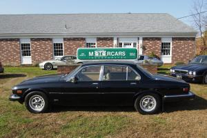 1986 JAGUAR SIII SEDAN-VERY CLEAN & GREAT INVESTMENT!