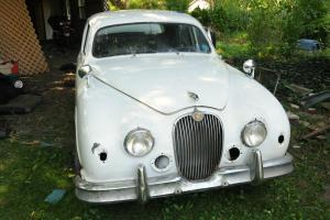 1957 Jaguar Mark 1