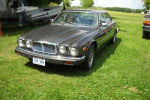 1985 Jaguar XJ6 Sedan - Arizona car with Slant 6 Slant Six - Rat Rod Hot Rod