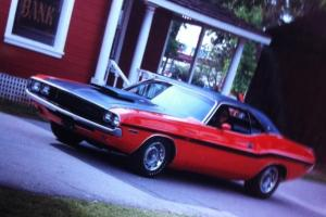 1970 Dodge Challenger R/T SE Special Edition HEMI one of a kind fully documented