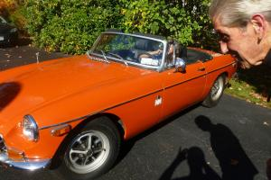 1971 MG MGB Base 1.8L