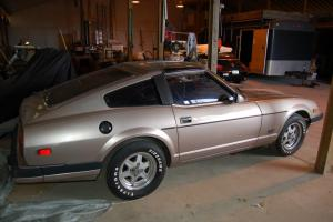 Datsun Nissan 1983 280 ZX Turbo 2+2 TT All Original, A Great Runner.