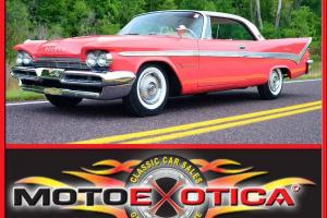 1959 DESOTO FIREDOME SPORTSMAN-96,854 ACTUAL MILES- 1 OF 2,862-INVESTMENT GRADE