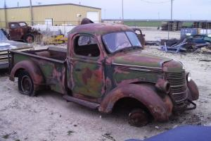 null PROJECT TRUCK, RAT ROD TRUCK
