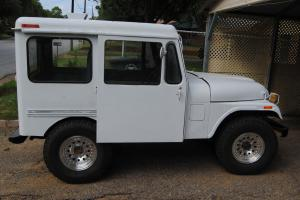 1976 AM General Corp Right Hand Drive DJ5 Postal Jeep Photo