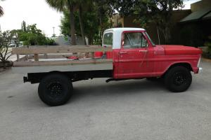 1967 FORD F350 PICKUP TRUCK No Reserve