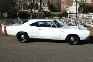 1968 DODGE CORONET 440 R/T CLONE !!! REAL MOPAR CLASSIC MUSCLE CAR