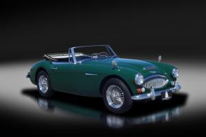 1967 Austin Healey 3000 Mark III Convertible. Certified. Survivor. Beautiful!!!! Photo