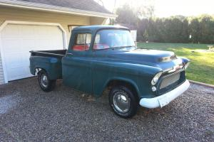 1956 Chevy Pickup 1955 Hot Rod Pro Street Project