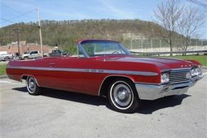 1964 Buick Lesabre Parade Car NO ROOF Convertible 38 Photos Clean!