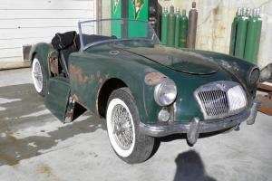 1959 MG A MODEL 1500 SERIES Photo