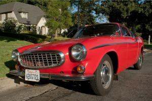 1966 Volvo 1800S (P1800) - Excellent condition, Runs great, Orig manuals, N/R
