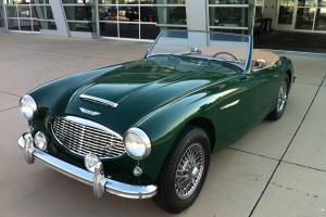 1959 Austin Healey Mark 1 BT7 4 Seat roadster Photo
