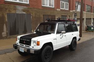 1989 Mitsubishi Montero 1 of a kind!! Appraised value $17,500!!