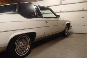 CADILLAC FLEETWOOD BROUGHAM DELEGANCE COUPE!!!!