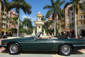 FLORIDA , CARFAX CERTIFIED , V 12 ENGINE ,GREAT COLLECTOR CAR , CONVERTIBLE