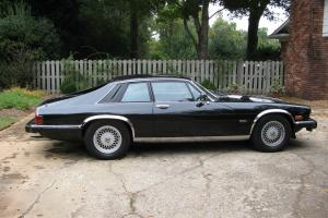 "1985 Jaguar XJS ""JagVette Photo"