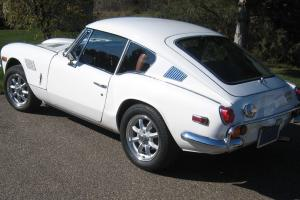 Very Nice  and Rare 1970 Triumph GT6+ (MkII)