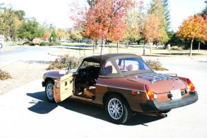 1979 MG MGB ROADSTER Photo