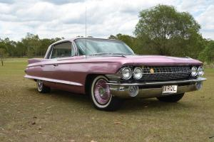 Superb 1961 Cadillac Fleetwood in Brisbane, QLD