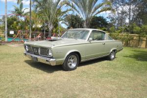 1966 Plymouth Barracuda in Brisbane, QLD