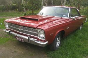 Plymouth Satellite 1965 383 4 Speed in Melbourne, VIC