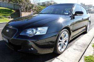2006 Subaru Liberty 4GEN 3 0R Spec B Blitzen MY06 Sports Auto ALL Wheel Drive in Sydney, NSW