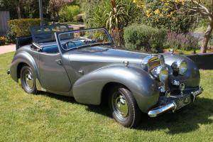Triumph Roadster 1800cc 1947 in Melbourne, VIC  Photo